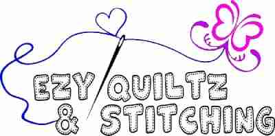 Ezy Quiltz and Stitching